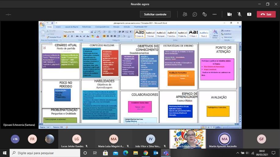 A fim de tornar o planejamento dos Anos Finais e Ensino Médio mais interativo e dinâmico, educadores apresentam a plataforma Canvas