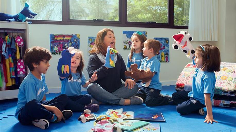 Oferece a tranquilidade e a segurança de um acompanhamento completo no turno inverso ao das aulas