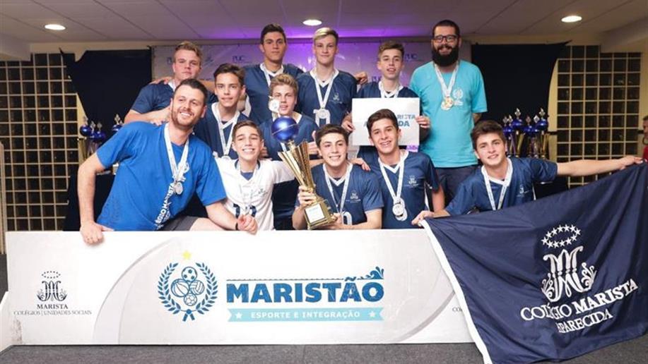 O evento foi realizado em duas etapas, no mês de outubro, na PUCRS e Colégio Marista Rosário