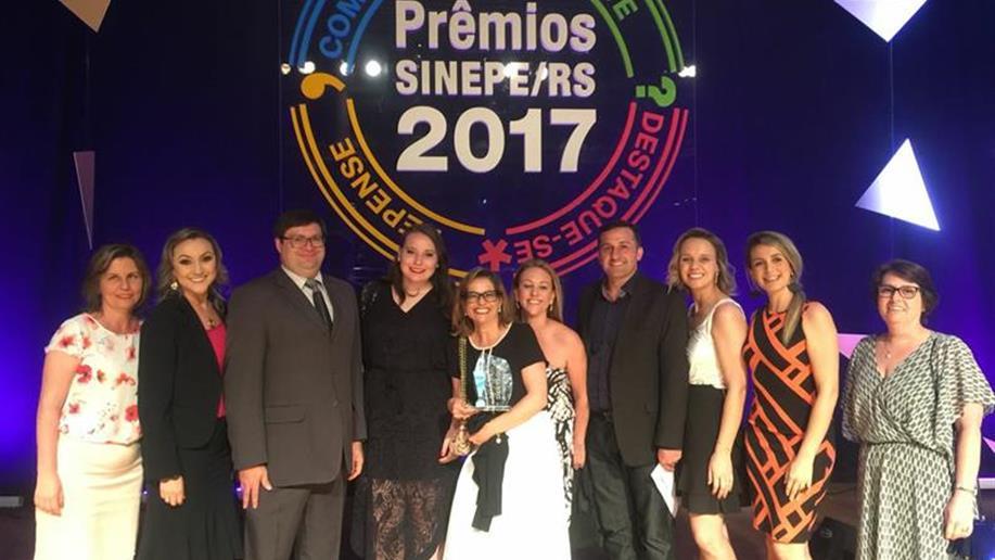 Evento que divulgou os finalistas aconteceu no dia 5/12, em Porto Alegre