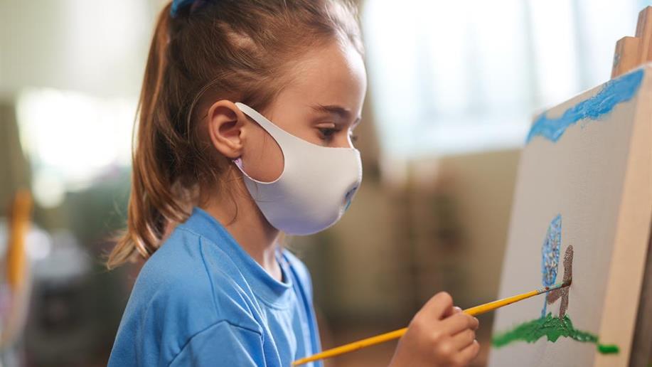 Nos primeiros anos da vida escolar, valorizamos o cuidado e o desenvolvimento pedagógico das crianças.