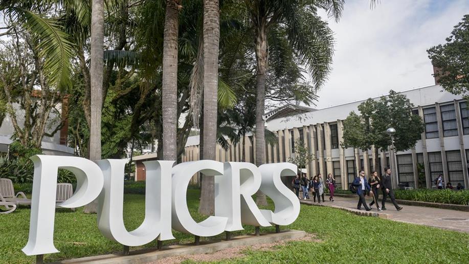 A parceria com a PUCRS permite que os estudantes utilizem os Laboratórios, Museus de Ciências e Tecnologia, Parque Esportivo e Centro de Eventos.