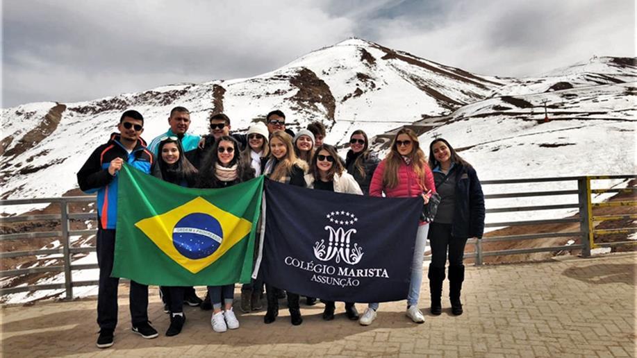 O projeto visa promover a troca de experiências e culturas através de uma experiência de intercâmbio com estudantes Chilenos.