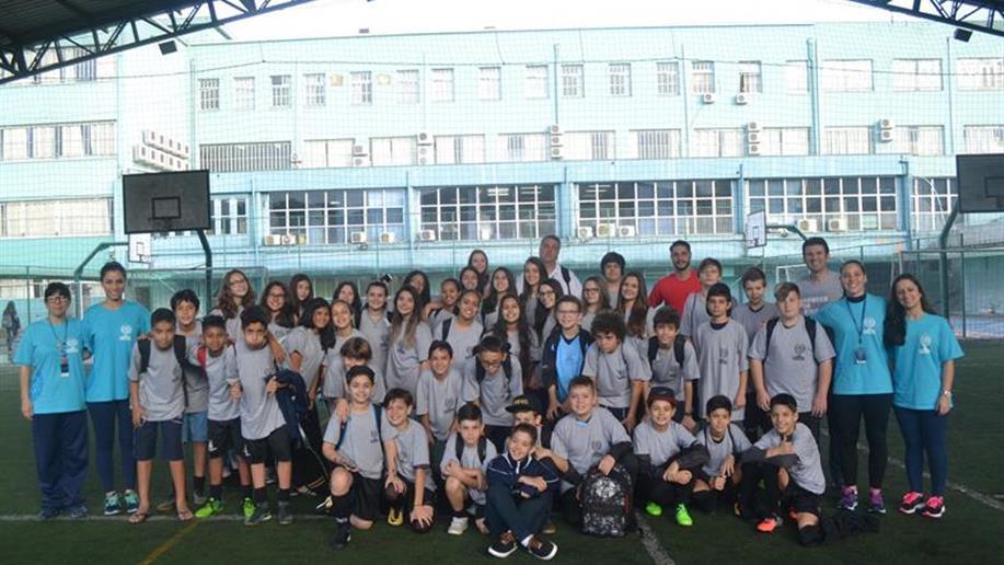 Serão 56 estudantes representando o Marista Assunção no evento.