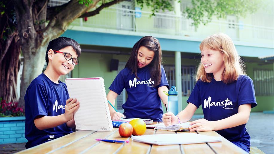 Fundado em 1951, o Marista Assunção é um espaço de aprendizado, descoberta e construção de conhecimentos, no bairro Glória em Porto Alegre/RS.