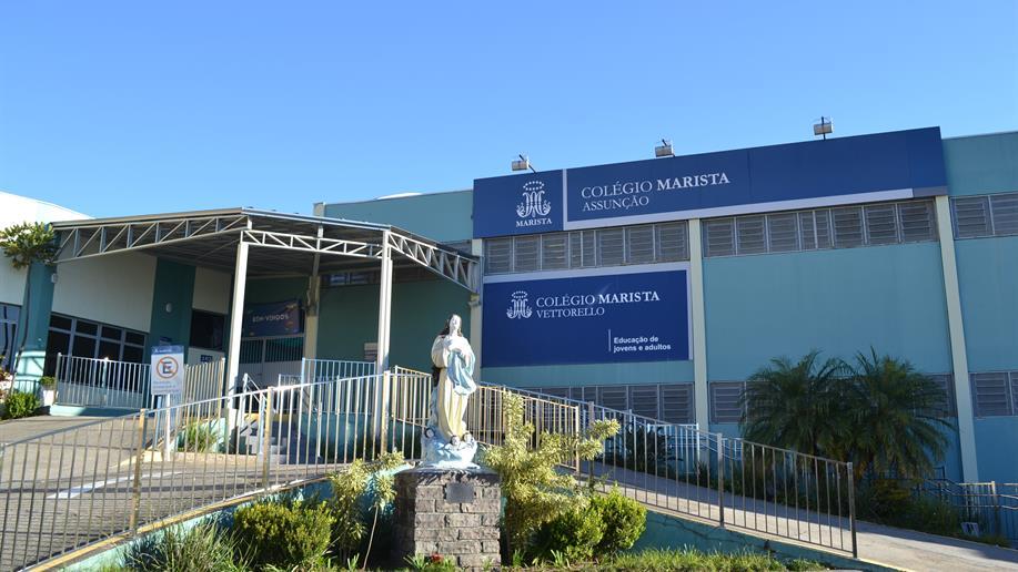 Fundado em 1951 e com uma reconhecida trajetória na educação, o Marista Assunção é um espaço de aprendizado, descoberta e construção e reconstrução de conhecimentos.