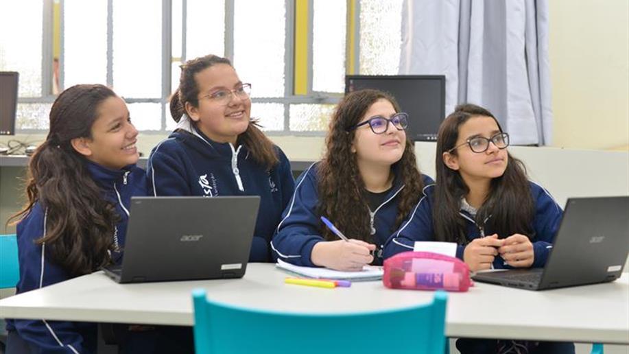 O Colégio Marista Assunção é um espaço de aprendizados, descobertas, construções e reconstruções de conhecimentos.