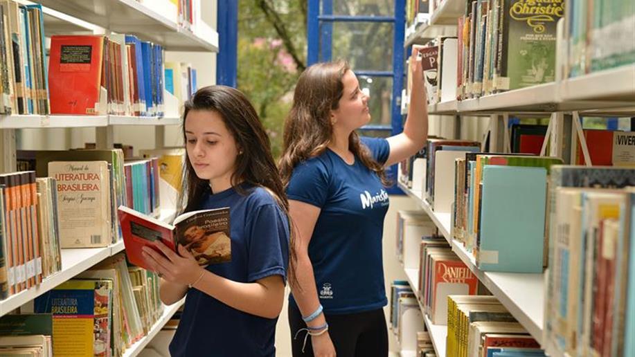 Nossa Feira do Livro proporcionará momentos de leitura e cultura para a comunidade escolar.