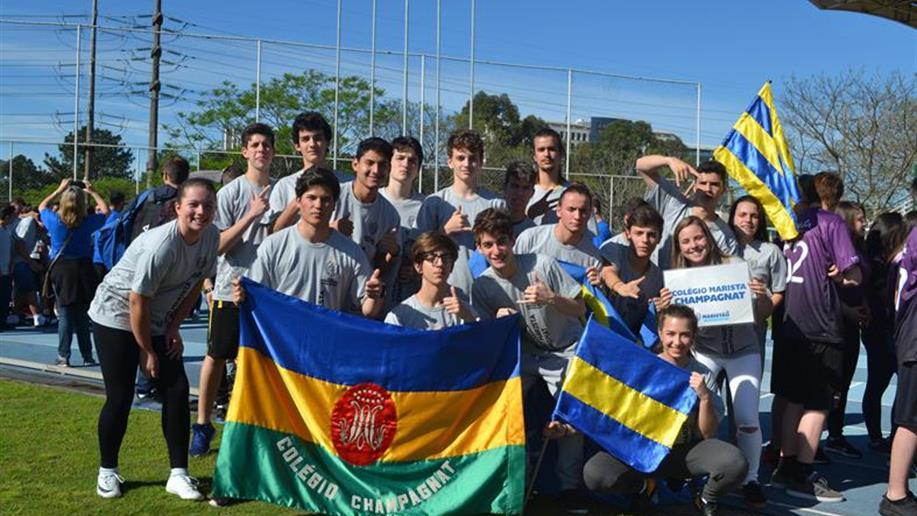 Maior evento esportivo da Rede Marista reuniu mais de 1,5 mil estudantes na 1° etapa.