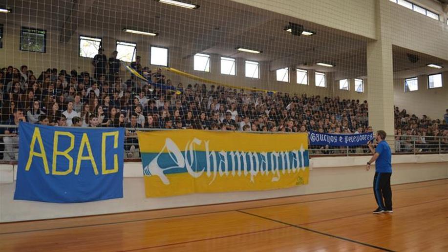 O maior evento esportivo da Rede Marista retoma as atividades nos dias 5 e 6 de outubro.