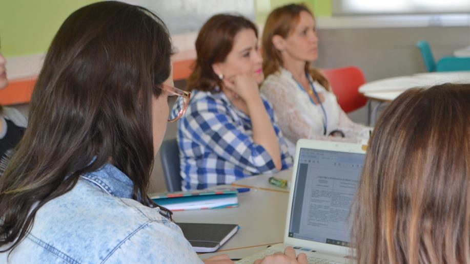 Formação continuada dos educadores é um dos diferenciais do Colégio.