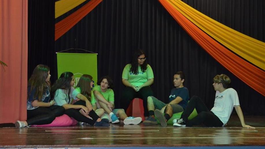 Estudantes do 9º ano EF revelam habilidades e talentos em atividade proposta.