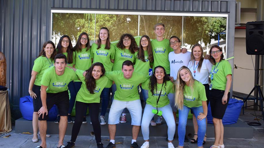 Grêmio Estudantil conta com novo espaço para atender estudantes e exercer o protagonismo juvenil.