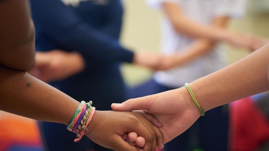 No encontro, estudantes discutiram sobre seu papel no mundo e como ser agente de transformação.