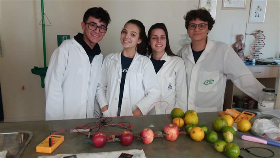 Sequência didática de Ciências da Natureza propõe a produção de energia a partir de alimentos.