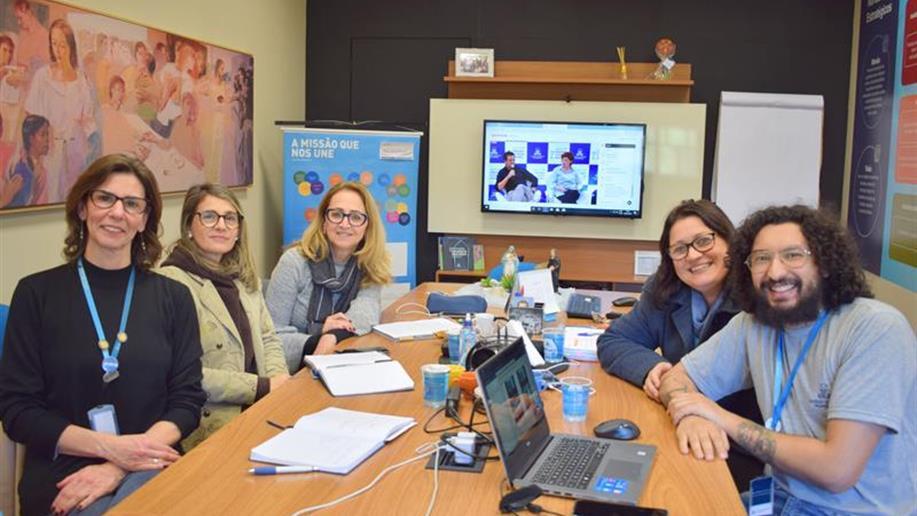 Formação continuada sobre tecnologias educacionais para nossos educadores