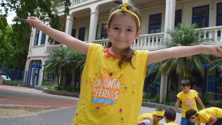 A Colônia de Férias do Marista Champagnat proporciona um espaço familiar, seguro e divertido para as crianças curtirem as férias de verão e vivenciarem nosso colégio de maneira diferente da habitual.