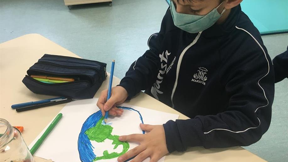 Curiosidades do dia a dia viram tema de estudo na Educação Infantil do Marista Champagnat