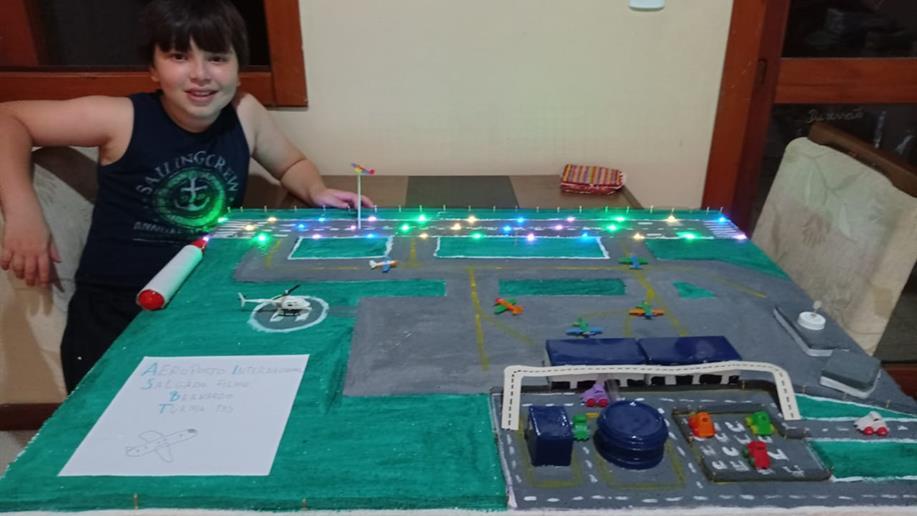 Estudantes do 3º ano EF realizam projeto para conhecer mais sobre Porto Alegre
