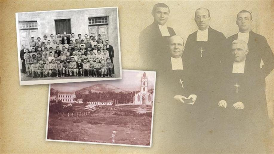 Os irmãos Weibert, Marie Berthaire e Jean Dominici deram origem ao trabalho que hoje é seguido por mais de 10 mil colaboradores, entre Irmãos Maristas e profissionais de diversas áreas