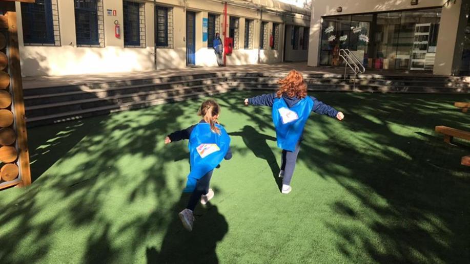 Turno Integral do Marista Champagnat investe no desenvolvimento integral dos estudantes