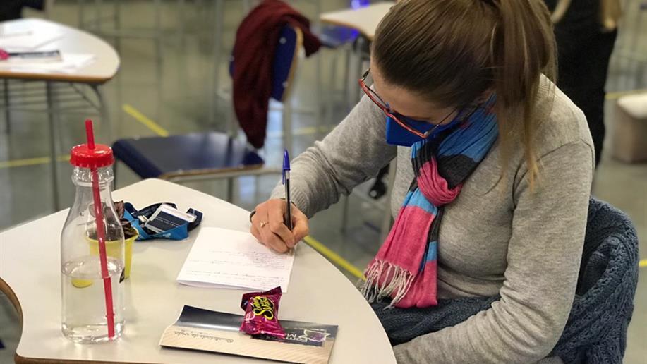 Educadores do Marista Champagnat participam de formação com a temática Qualidade de vida no trabalho