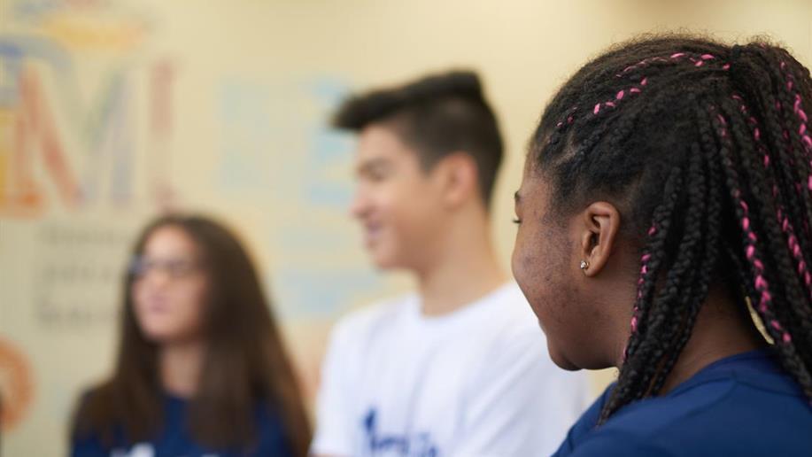 Para incentivar o protagonismo juvenil, o Colégio Marista Champagnat proporciona espaços de experiências aos adolescentes e jovens