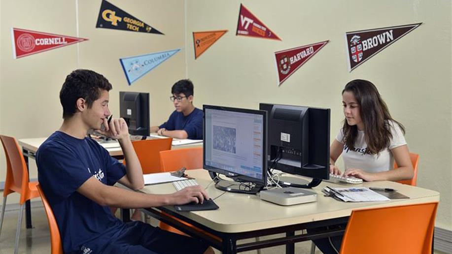Desde 2011, os Colégios Maristas desenvolvem o projeto Intercâmbio Marista: novas culturas, novos saberes.
