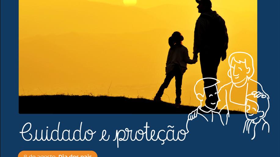 Rede Marista promove live sobre paternidade