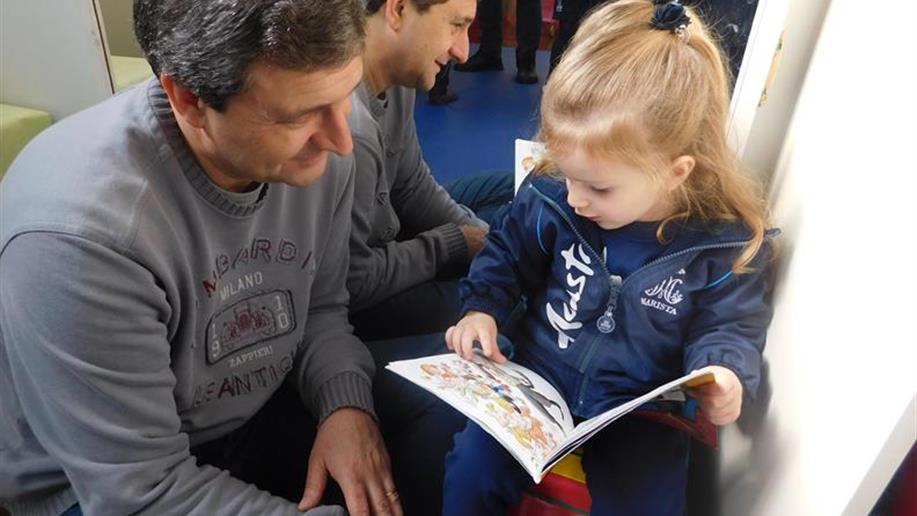 As homenagens serão prestadas pelas turmas da Educação Infantil.