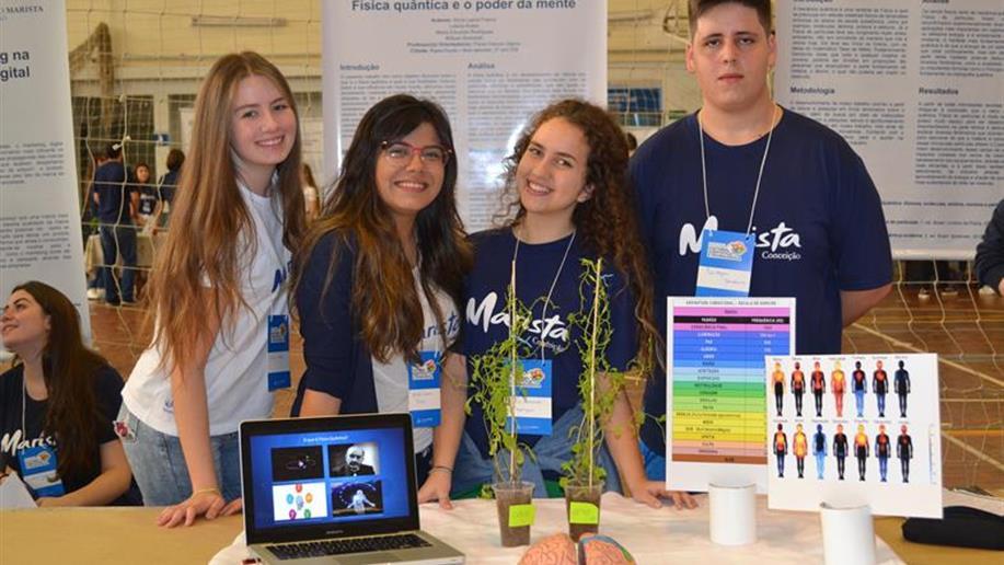 """Projeto """"Em Ti"""" desenvolve competências socioemocionais com estudantes do Ensino Médio."""