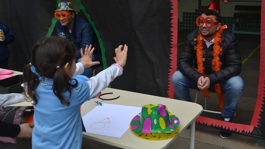 Crianças e seus familiares estão convidados a vivenciarem a Mostra da Cultura Infantil.