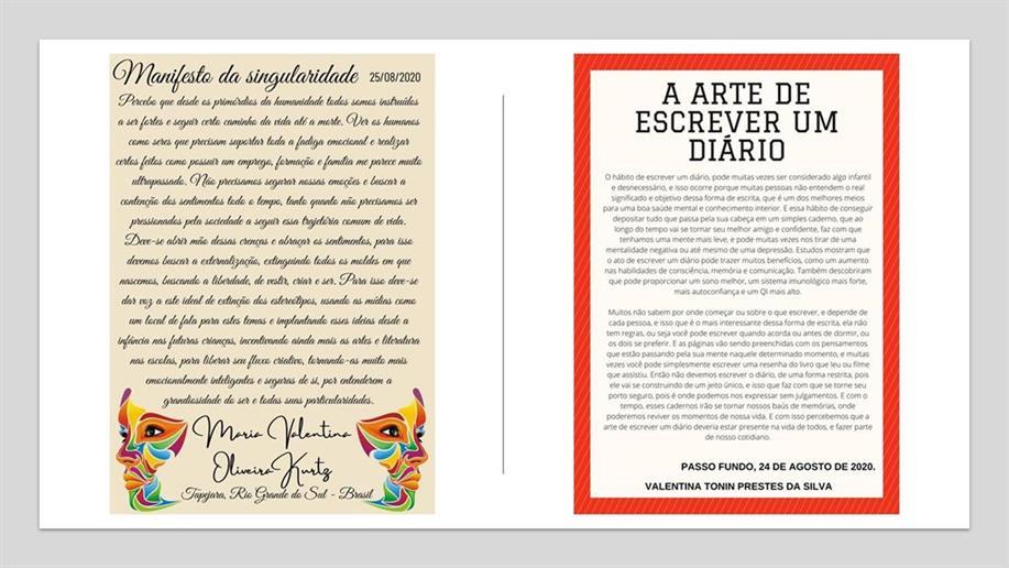 O manifesto é um texto dissertativo que tem ganhando destaque nos vestibulares das instituições de ensino