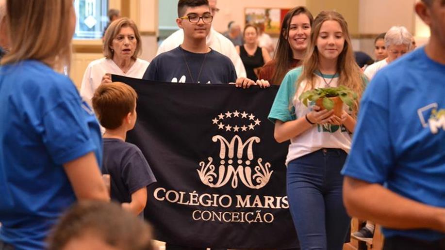 Momentos celebrativos envolveram a comunidade educativa.