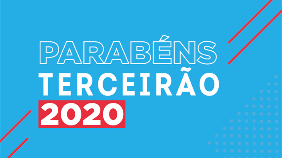 Terceiranistas de 2020 alcançaram vagas em diversos processos seletivos