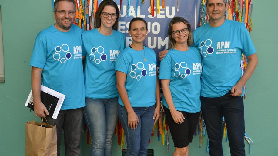 A Associação de Pais e Mestres do Colégio Marista Conceição (APM) oferece à comunidade educativa, além de eventos culturais e esportivos, apoio no desenvolvimento de atividades programadas pelo colégio.