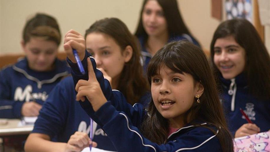 Por meio dos grupos representativos, os estudantes do Marista Graças vivenciam novas experiências