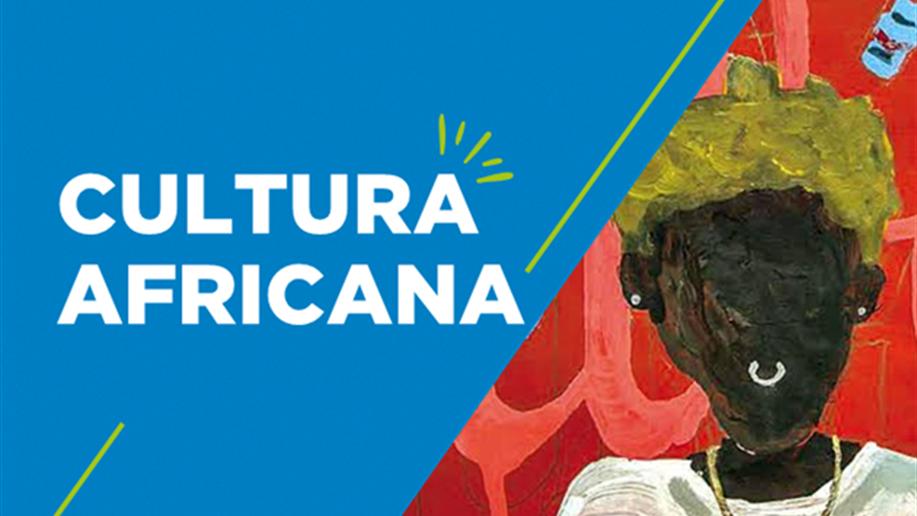 Trabalho do Componente de Artes mostrou elementos culturais africanos