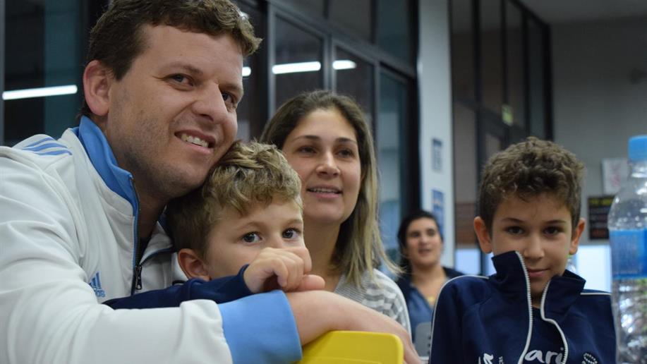 Ação visou conectar a comunidade escolar aos valores maristas