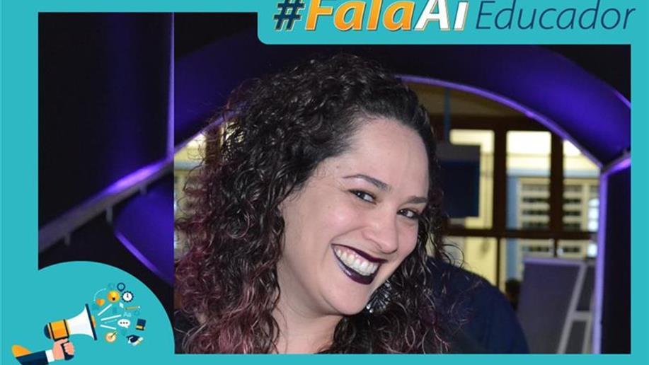 O #FalaAíEducador é dedicado para apresentar a equipe de educadores do colégio.