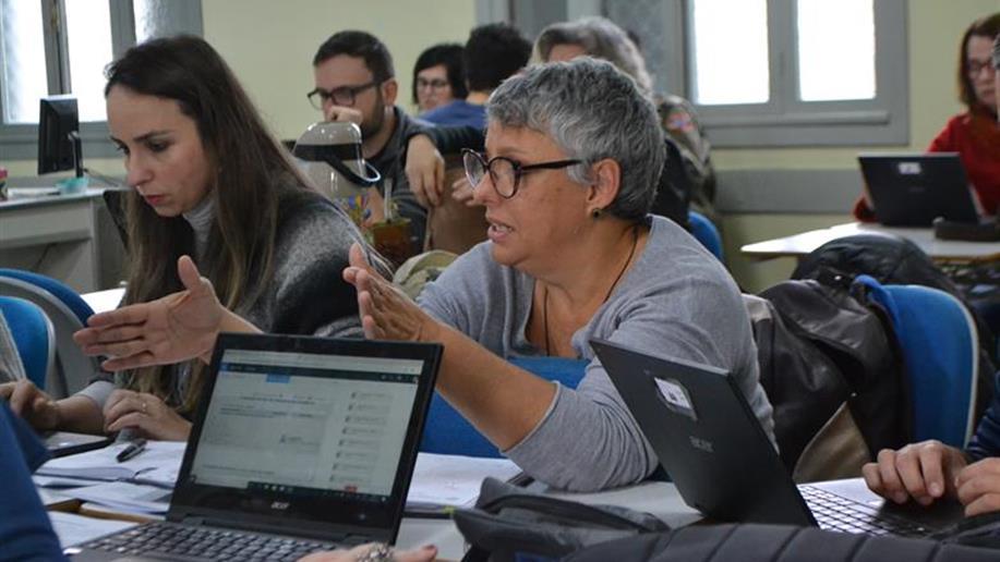 A Jornada Pedagógica é um momento de formação continuada para os educadores maristas