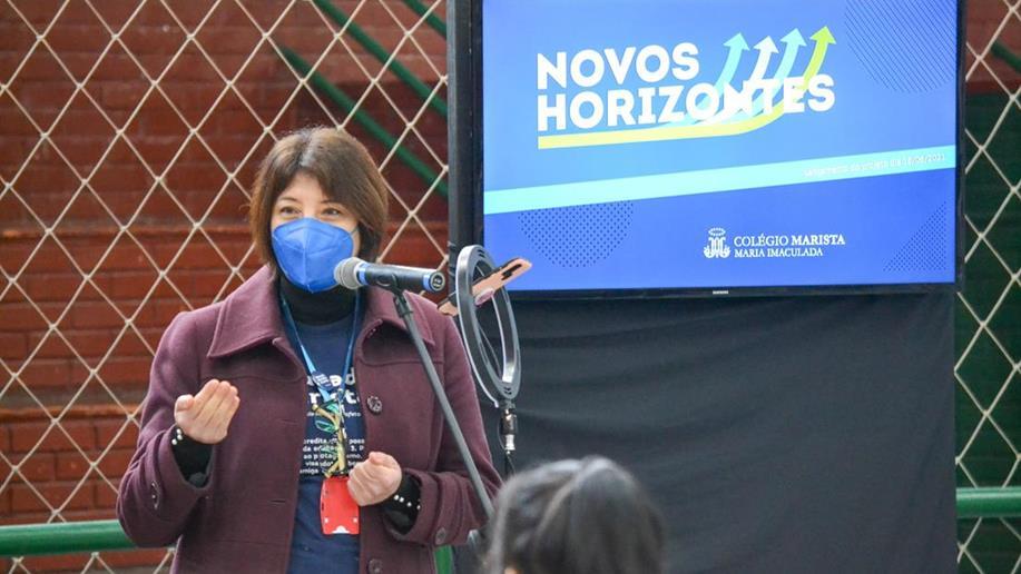 Organizado pelo Serviço de Orientação educacional, Projeto Novos Horizontes visa a transição dos terceiranistas
