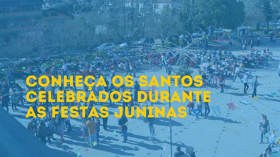 As festas juninas são eventos tradicionais do calendário brasileiro e denotam um bom retrato da diversidade cultural do país.