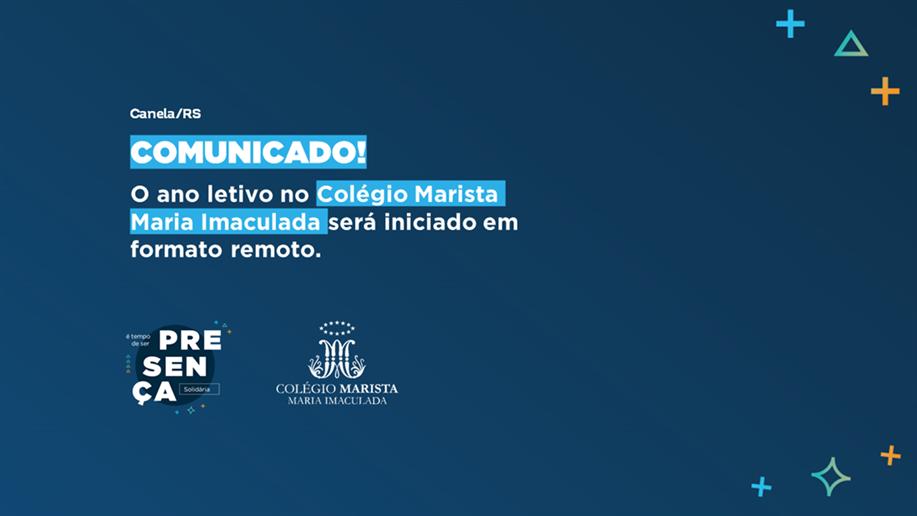 Com o município de Canela em bandeira preta, aulas presenciais estão suspensas