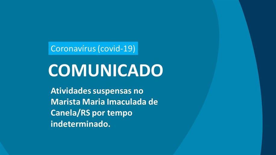 A Prefeitura Municipal de Canela (RS) emitiu um decreto que suspende as aulas de instituições de ensino públicas e privadas da cidade por tempo indeterminado,