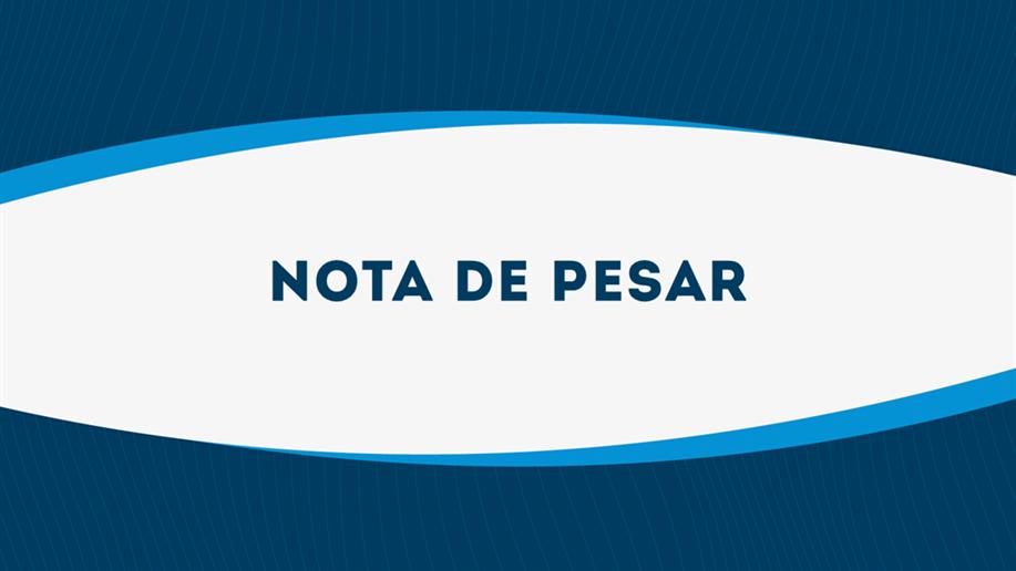 Gilberto de Oliveira, Assistente de Convivência, faleceu na madrugada de hoje após sofrer parada cardiorrespiratória.