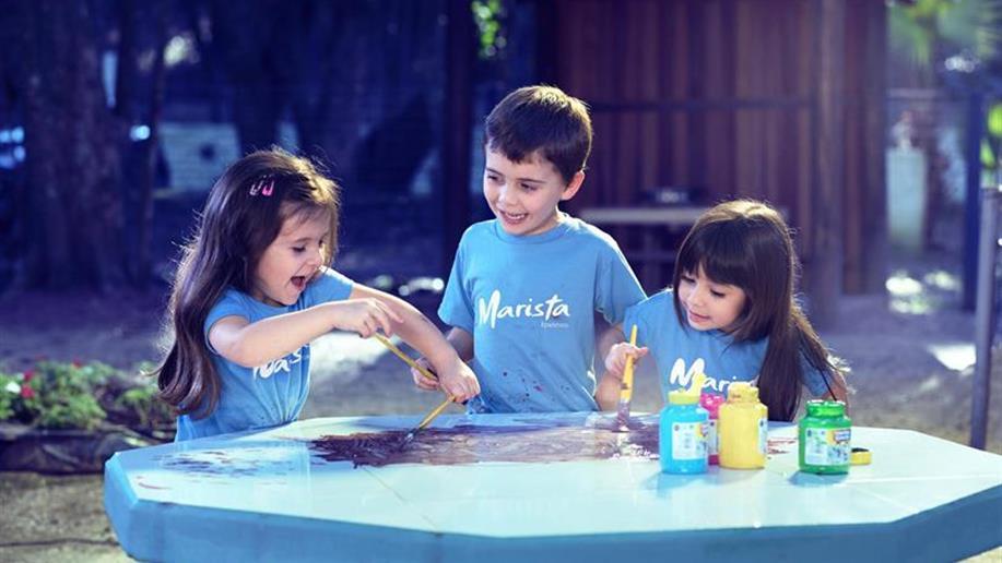 Confira a programação da Semana da Criança do Marista Ipanema.