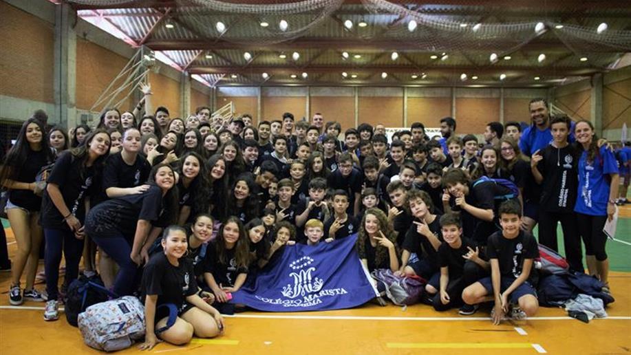 Estudantes são destaque na segunda etapa do evento esportivo.