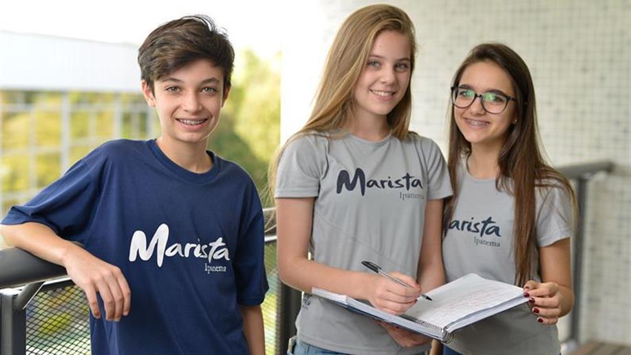 Os ambientes do Colégio Marista Ipanema são planejados para atender aos projetos desenvolvidos, desde a Educação Infantil até o Ensino Médio. São espaços de múltiplas vivências e construção de saberes, que propiciam ao estudante ser protagonista de...