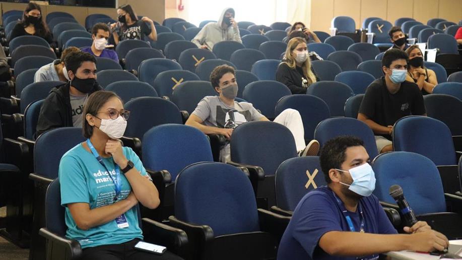 Concluintes do Ensino Médio em 2020 tiveram a oportunidade de participar de dois aulões  de revisão